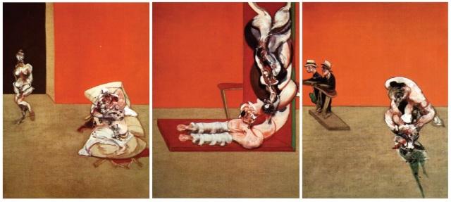 Francis Bacon - Crucifixion 1965